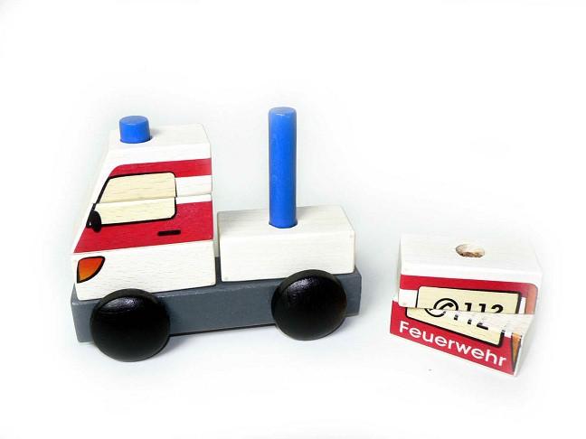 Пожарен автомобил-низанка