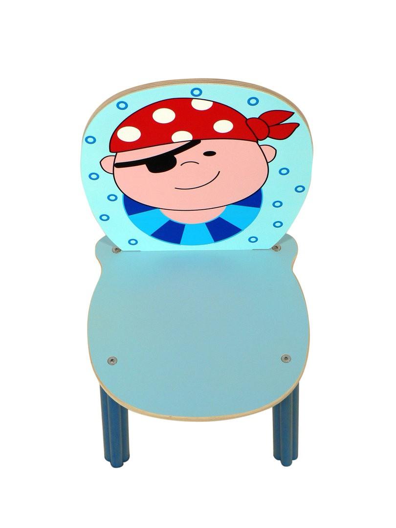 """Детско столче с облегалка """"Пират"""""""