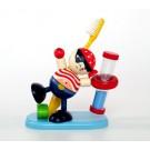"""Дървена играчка Поставка """"Пират"""""""
